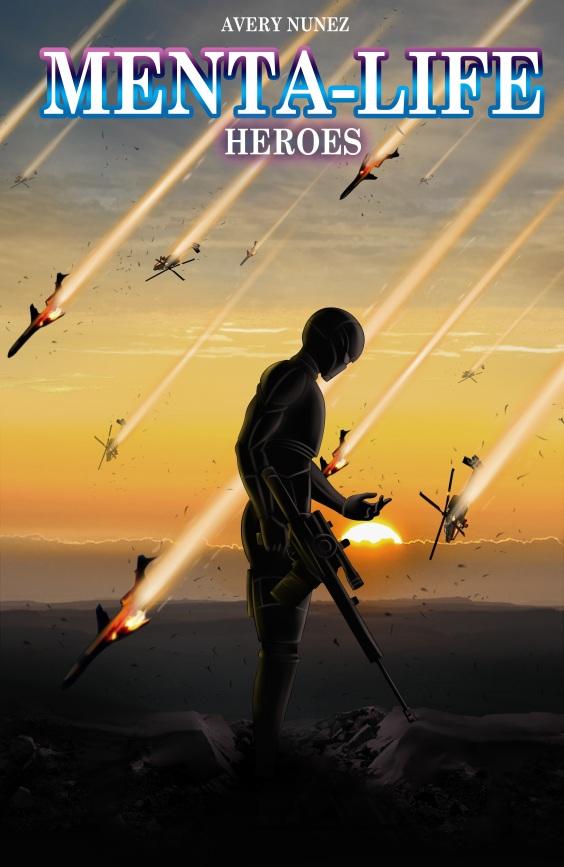 Menta-Life Book 6 Heroes